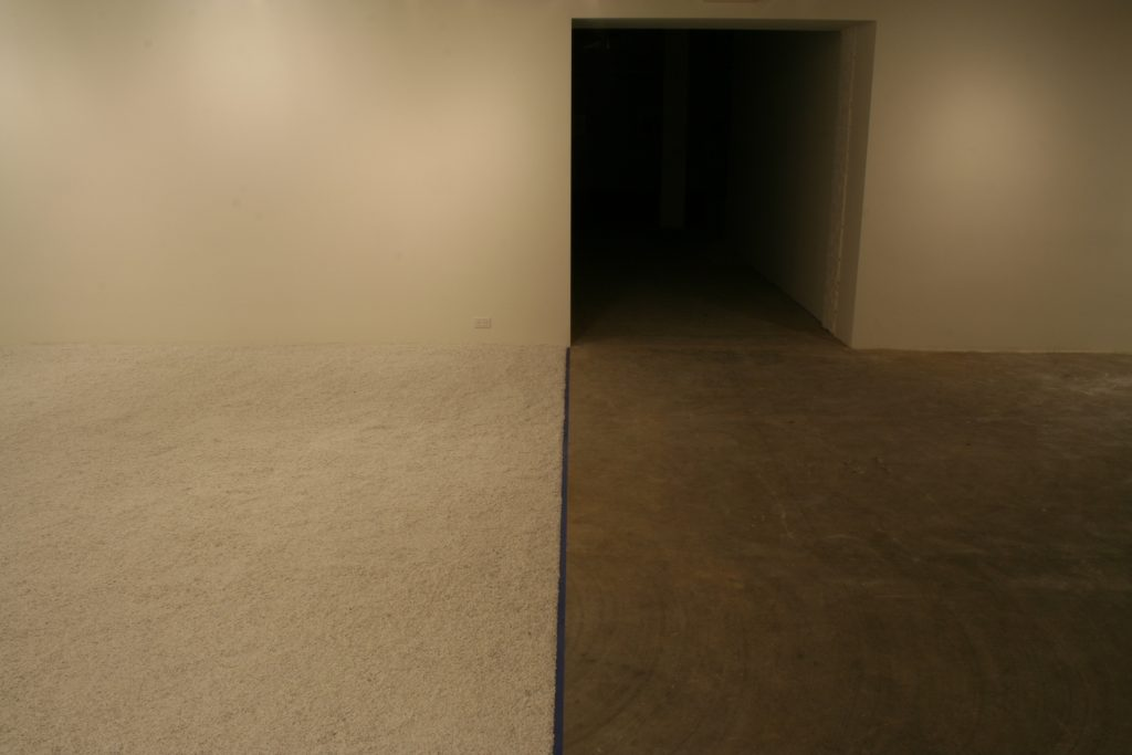 Room Divided, installation view 3