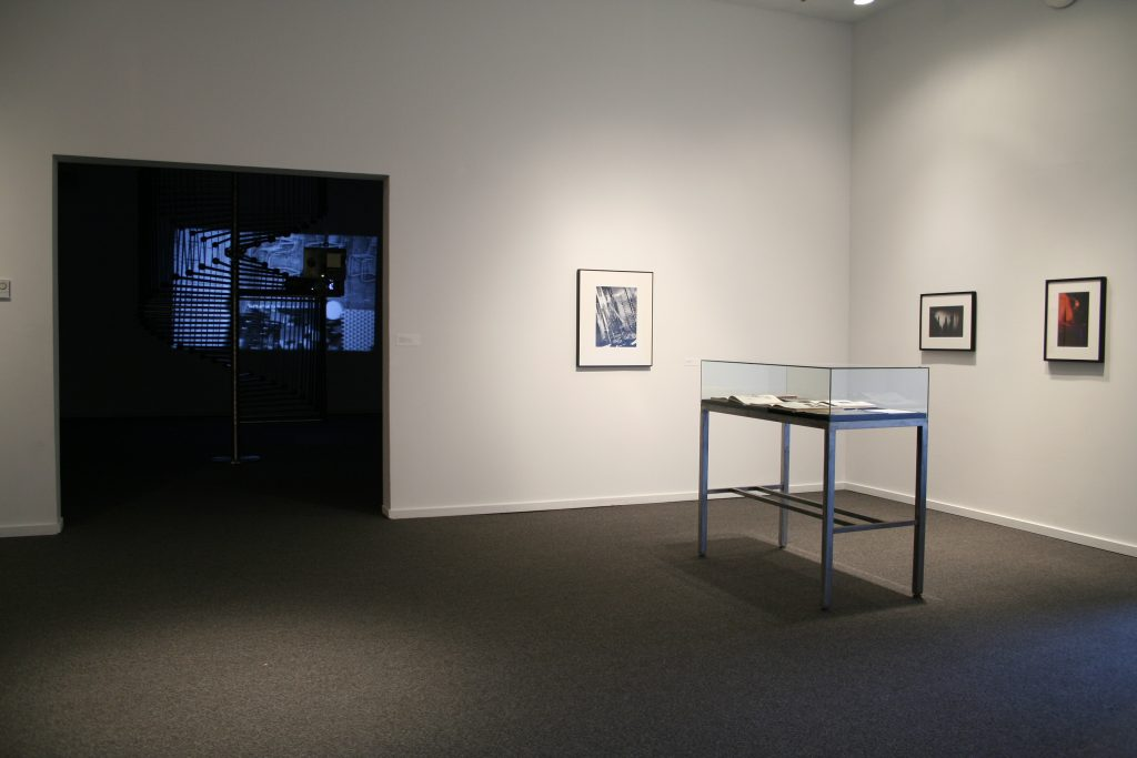 Simon Starling and László Moholy-Nagy, installation view