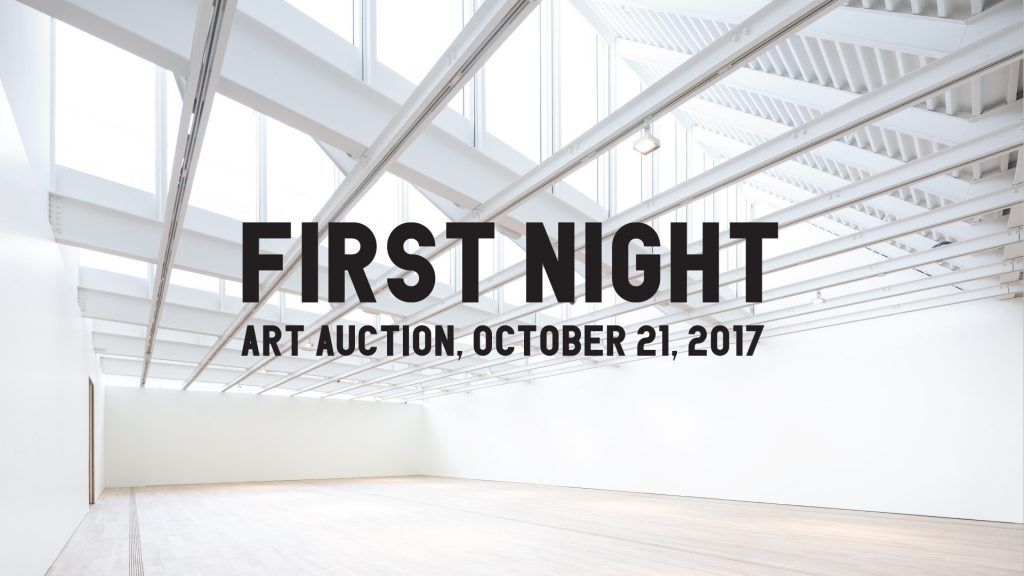 FIRST NIGHT: Gala and Art Auction