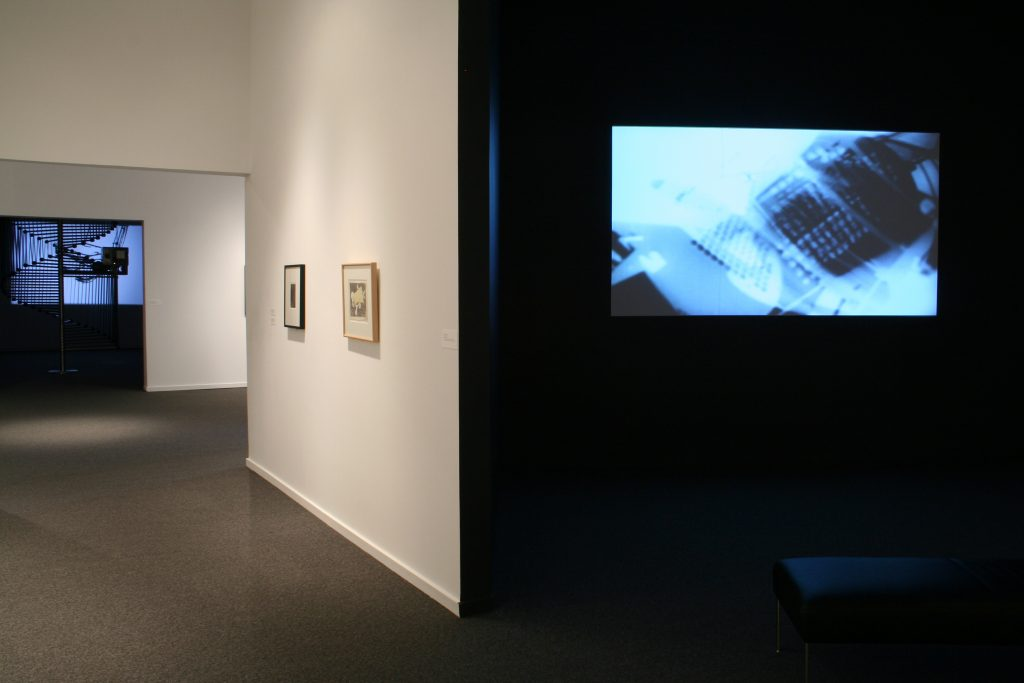 Simon Starling and László Moholy-Nagy, installation view 2