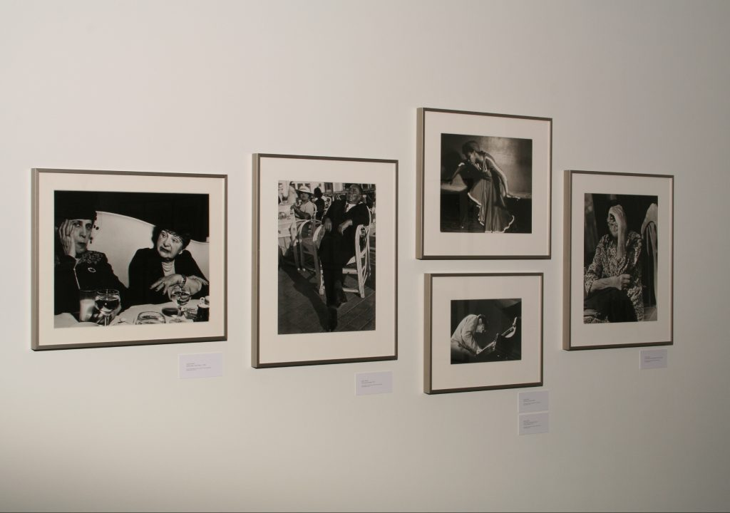 Installation view, Lisette Model and Her Successors
