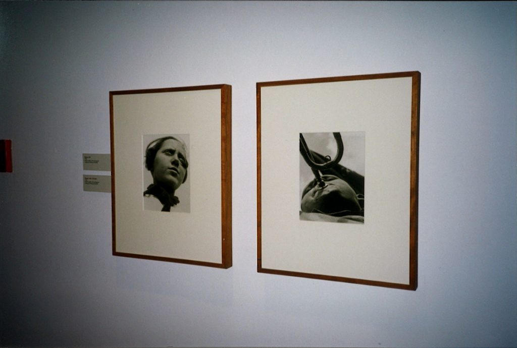 Rodchenko installation view 2