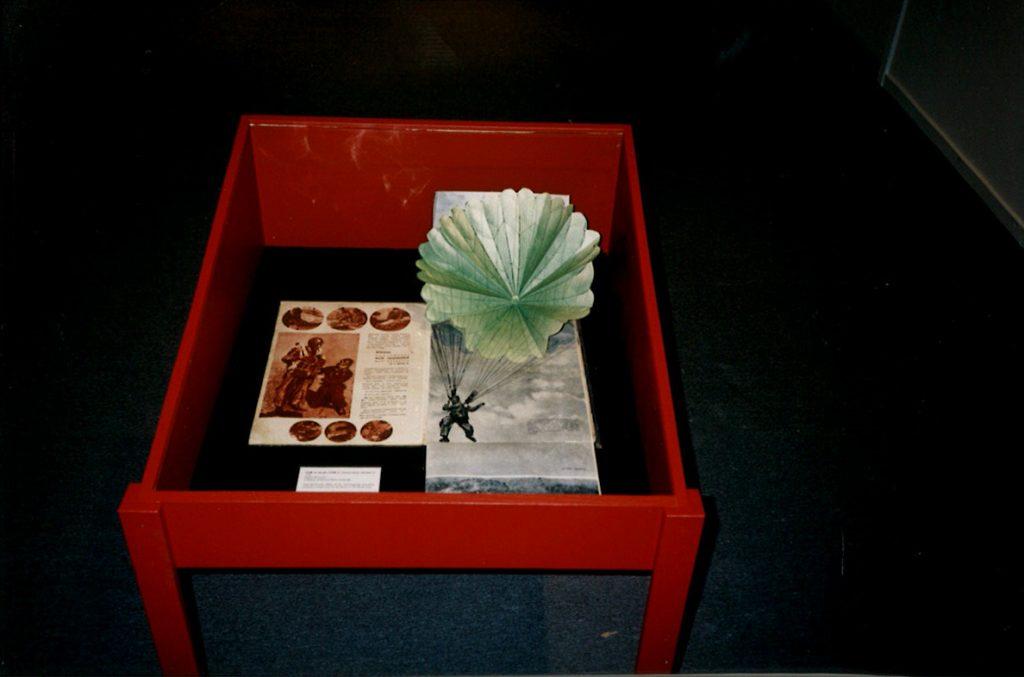 Rodchenko installation view vitrine