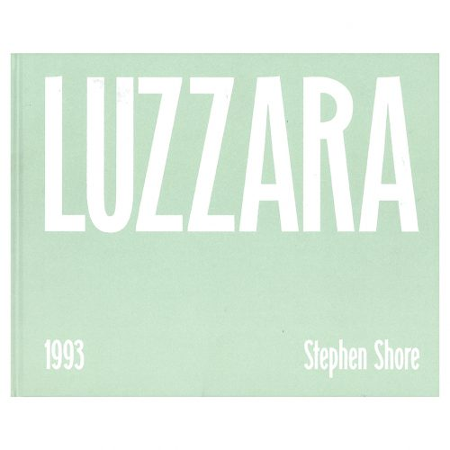 Luzzara - Stephen Shore