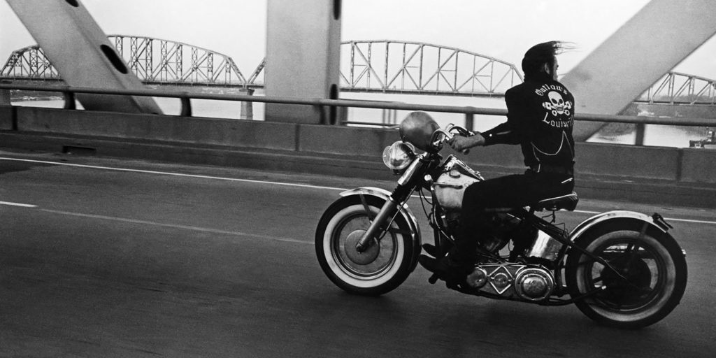 Danny Lyon: Artist Talk and Book Signing