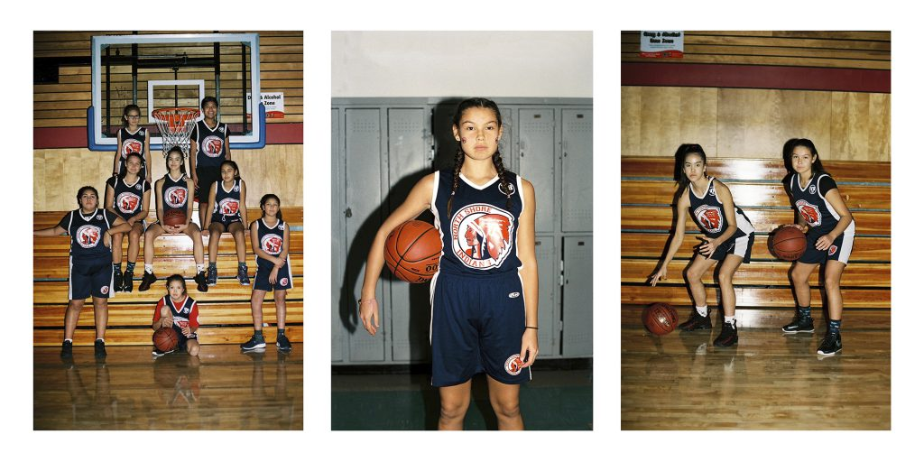 Sḵwx̱wú7mesh Nation Basketball: photographs by Alana Paterson