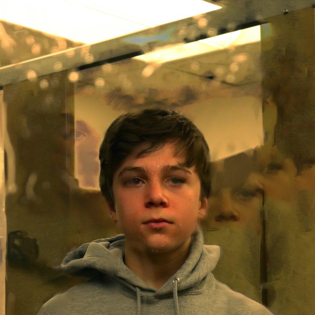 "Arthur Na, ""Mirror Mirror on the Wall', 2019"