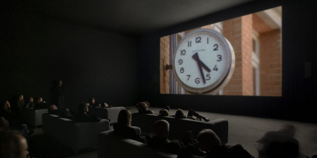 24-hour Friday night screenings of The Clock