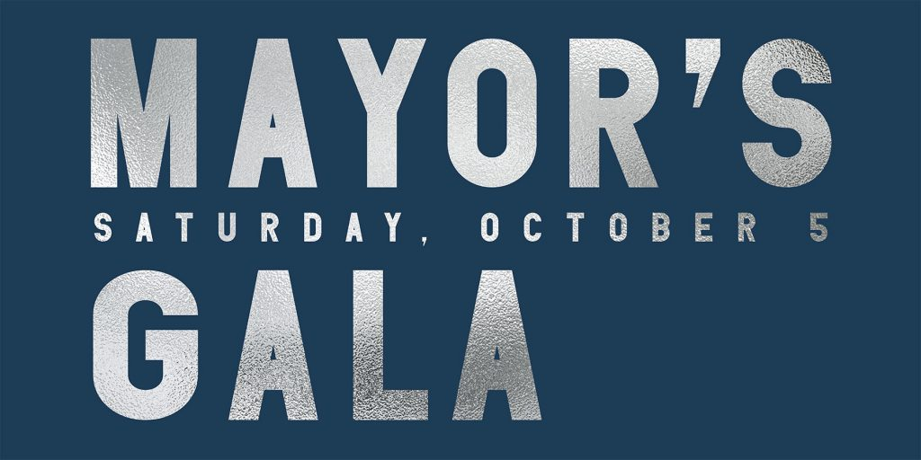 Mayor's Gala