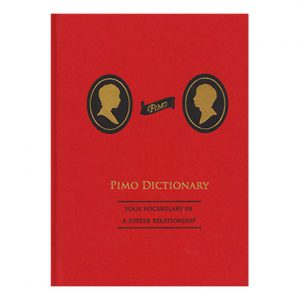 Pixy Liao / Pimo Dictionary