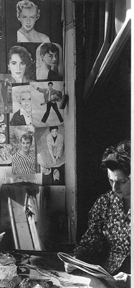 Fred Herzog, Dreamer, 1957. gelatin silver print