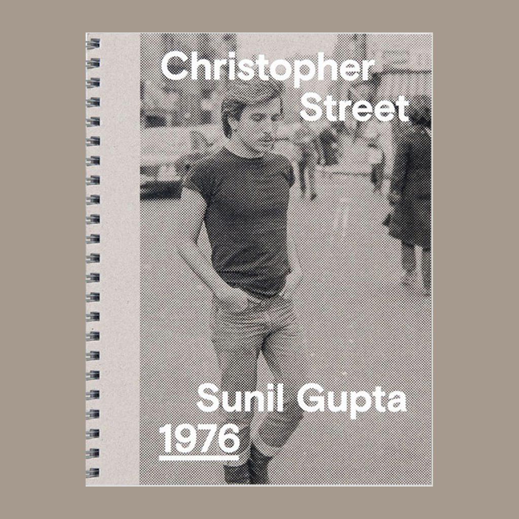 Sunil Gupta - Christopher Street, 1976