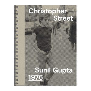 Sunil Gupta - Christopher Street, 1976