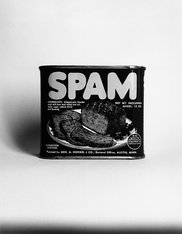 Ed Ruscha, Spam, 1961. © Ed Ruscha, Courtesy the artist and Gagosian Gallery