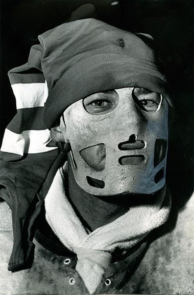 George Gardner Mask