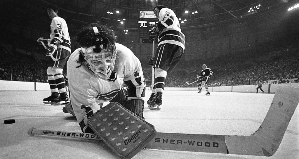 The Canucks: A Photo History of Vancouver's Team