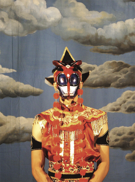 Jompet Kuswidananto, 𝘉𝘰𝘥𝘺 𝘰𝘧 𝘎𝘰𝘥, video still, 2011, courtesy the artist and Museum of Contemporary Photography