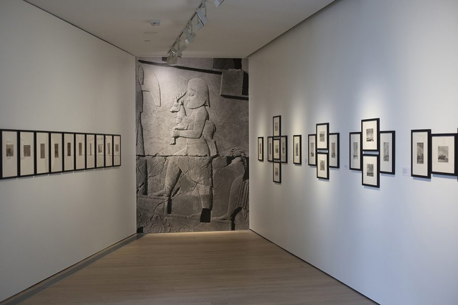 Persepolis: The Camera in Iran, 1850-1930. Installation view 3