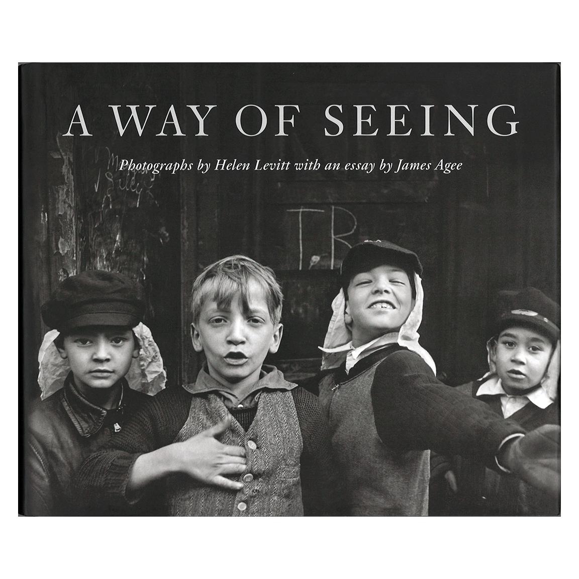Helen Levitt - A Way of Seeing