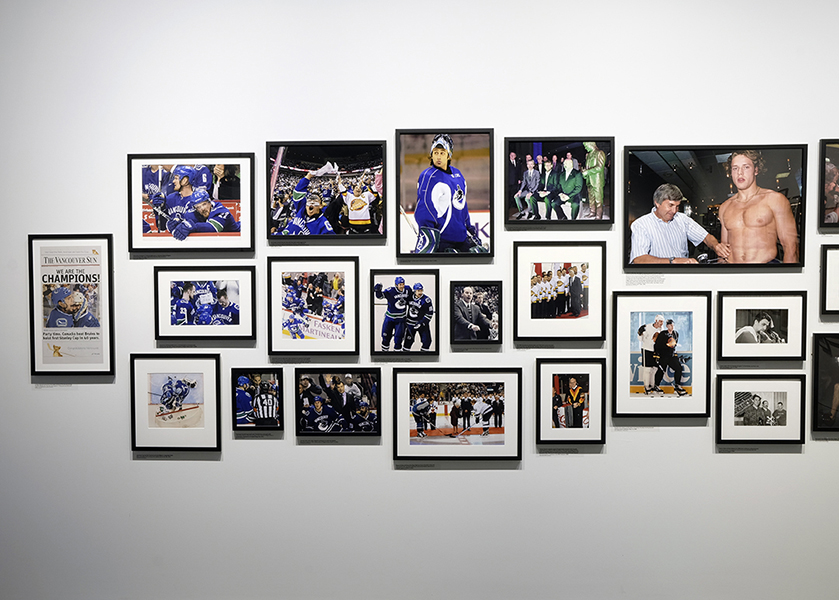 The Canucks - Installation view 12