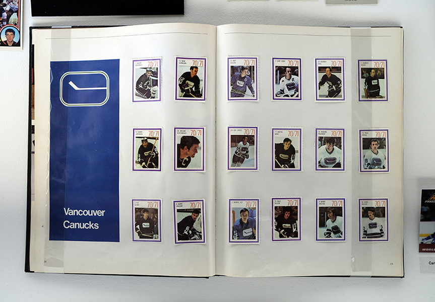 Esso Power Play Album: The Canucks 1970/71