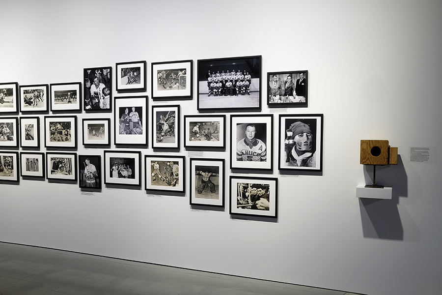The Canucks - Installation View 4