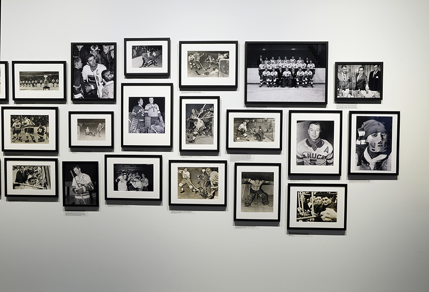 The Canucks: Installation view 7