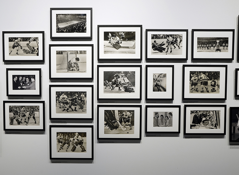 The Canucks - Installation View 6