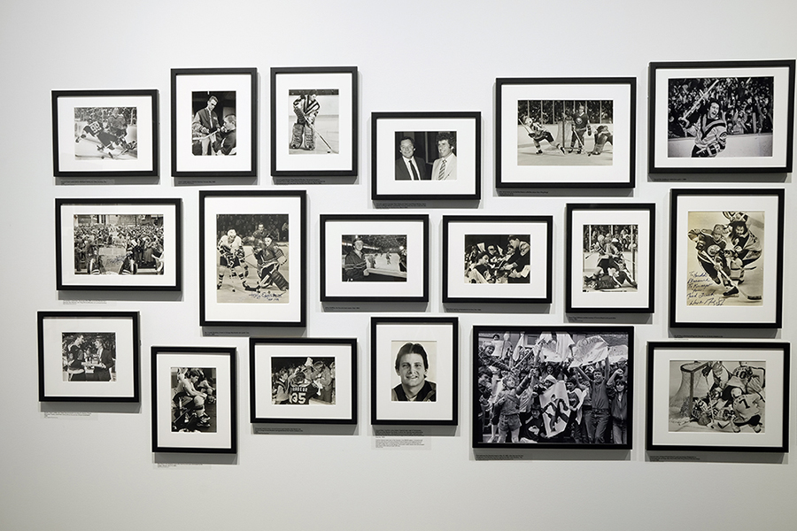 The Canucks - Installation view 10