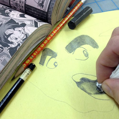 Kids First Saturdays: Drawing Value from Manga