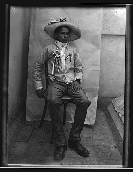 Soldadera, 1915