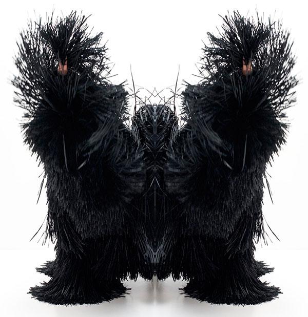 Nick Cave - Blot - Interrior Infinite