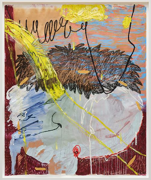 Russna Kaur -  Summer Spray Tan - Art Auction 2021