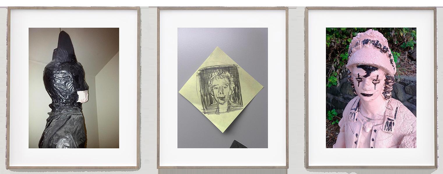 Steven Shearer - Bat Post-it Statue - Art Auction 2021
