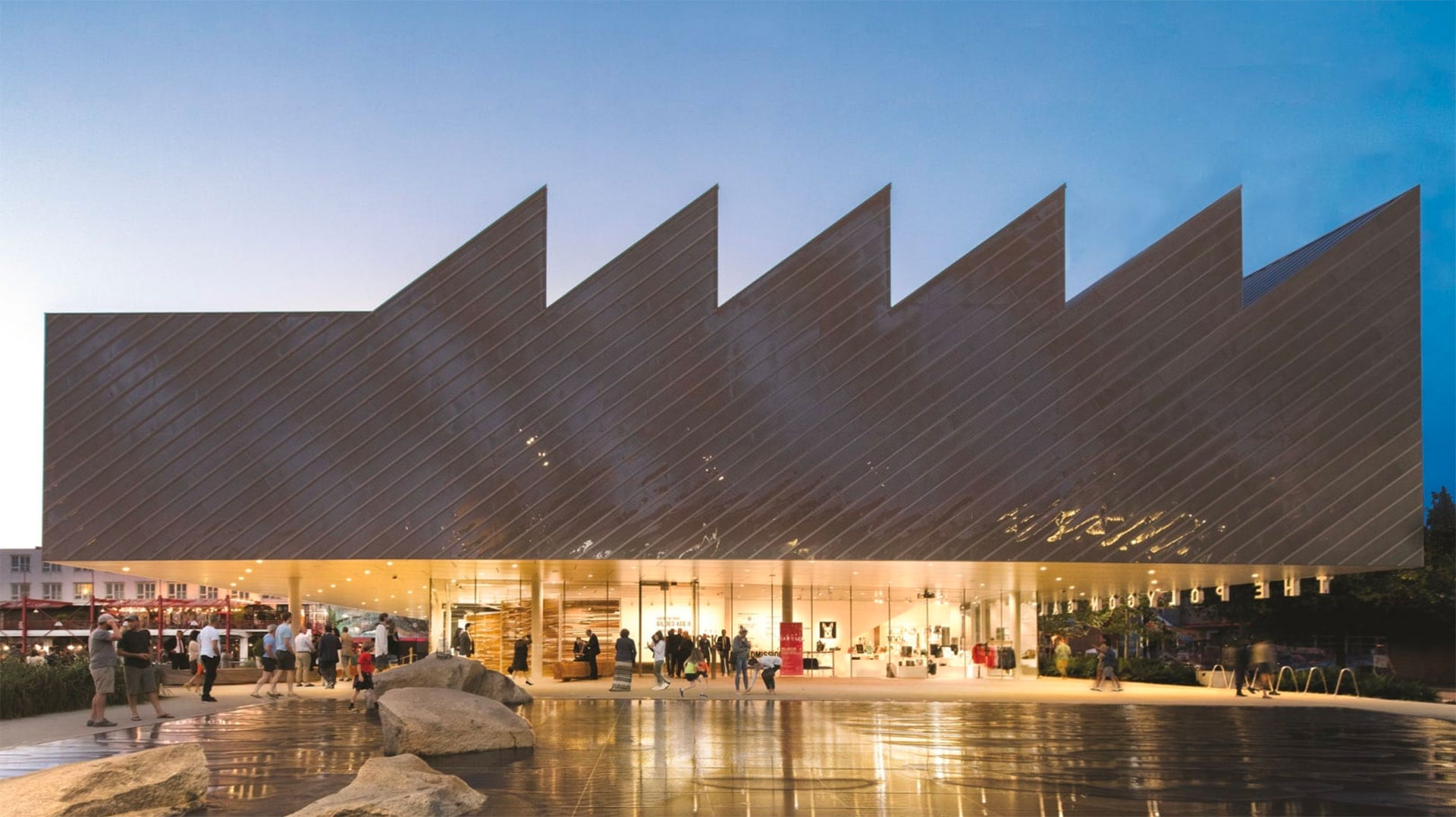 Patkau Architects win 2021 Architecture Award for The Polygon