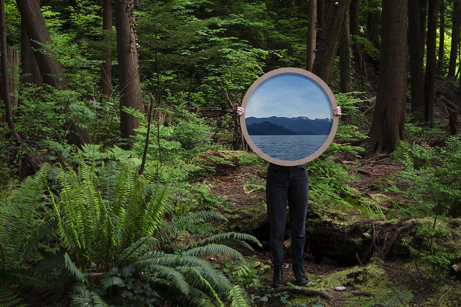 Talia Facey, Reflections Of Me, 2021