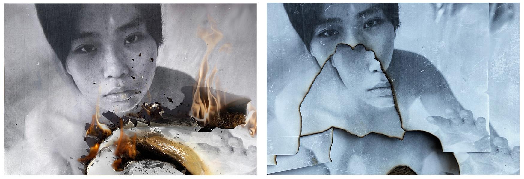Second Place: Celine Feng, Untitled, 2021