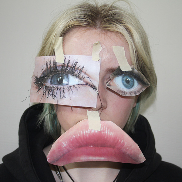 Lily Taylor, The ears and the Nose, 2021
