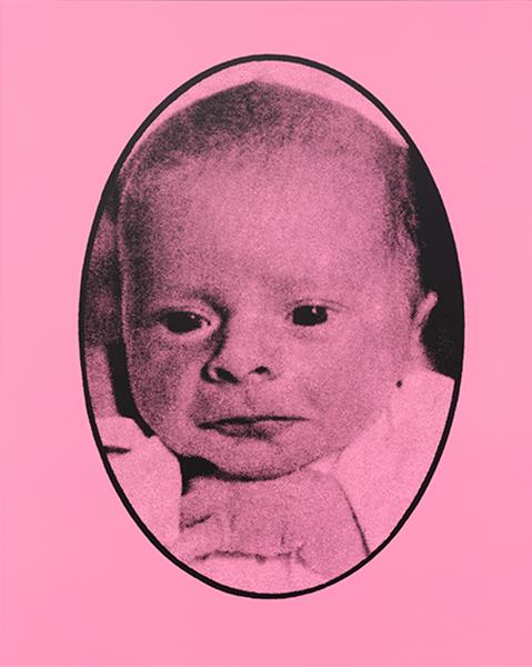 Steven Shearer - Baby