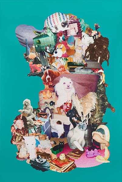 Steven Shearer - Dogpile