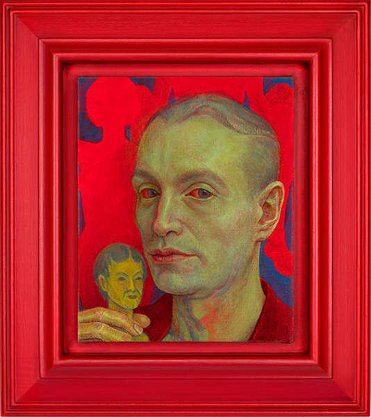 Steven Shearer - The Collector's Visit